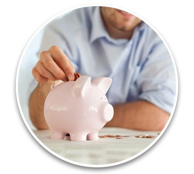 bva business valuations and accounting change being put into piggy bank
