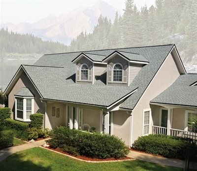 House with Timberline HD shingles installed by King Quality Construction