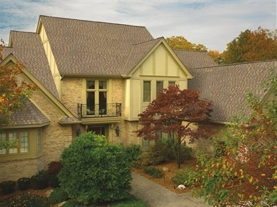 Home with Timberline American Harvest Shingles, installed by King Quality Construction
