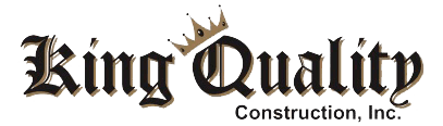 king quality construction inc logo