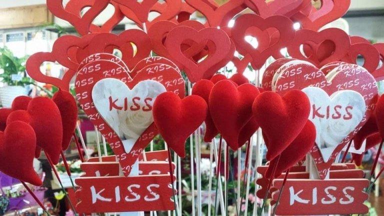 addobbi per san valentino