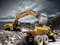 Earth moving industry