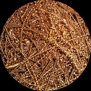 rame e bronzo