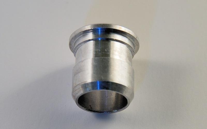 Titanium cylinder