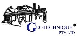 Geotechnique Pty Ltd logo