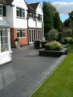 Soft and hard landscaping - Chelmsford, Essex - Newview Landscapes Ltd - Garden design