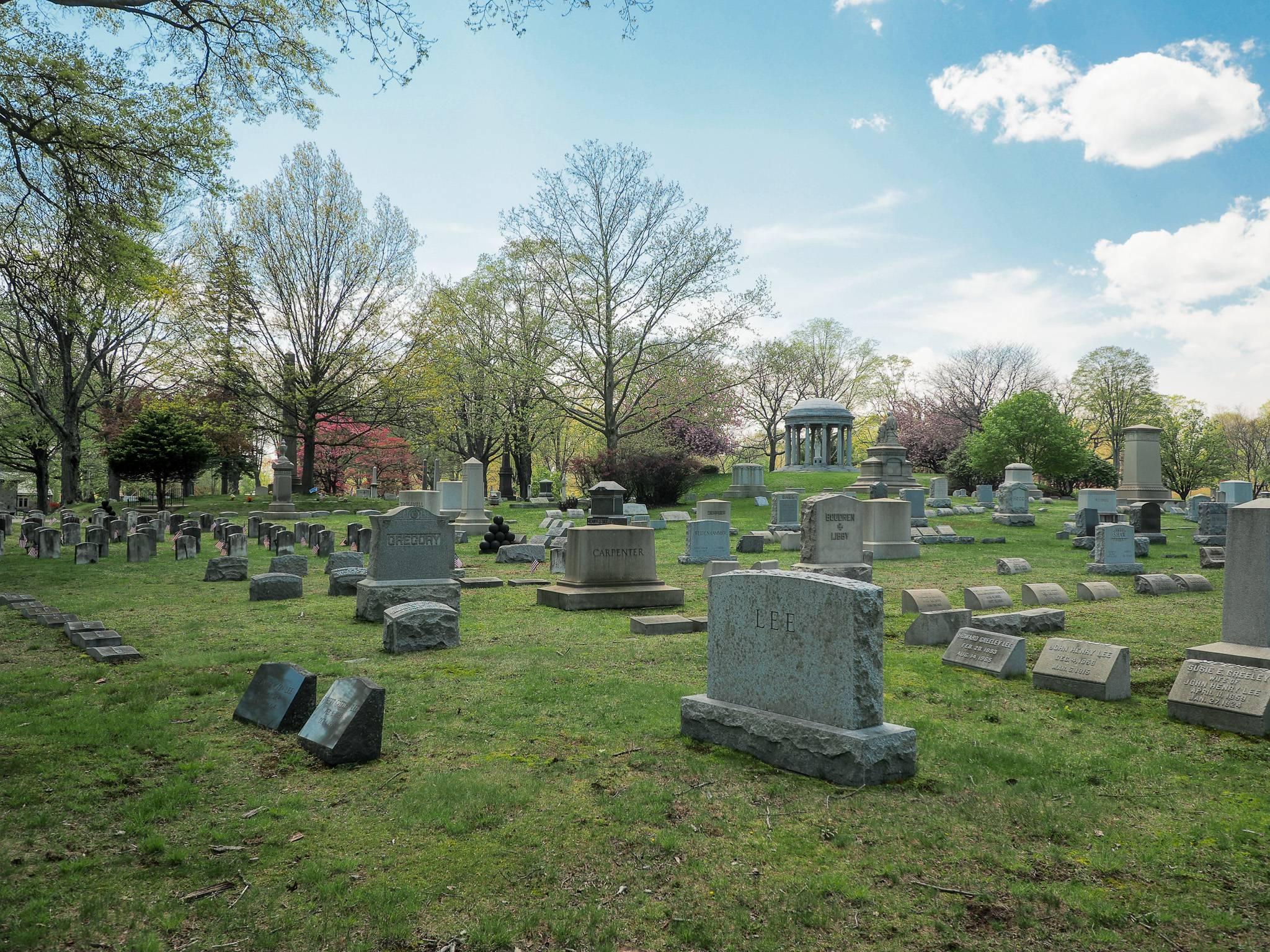 Cemetery Services Fairfield, CT
