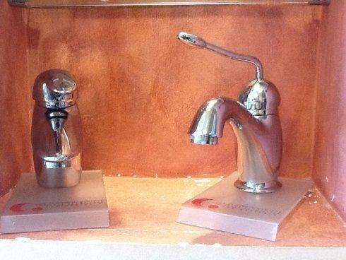 due rubinetti