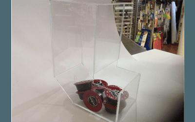 Box plexiglass