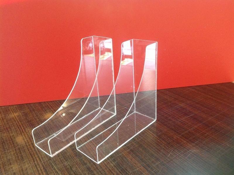 Trasparenza del plexiglass