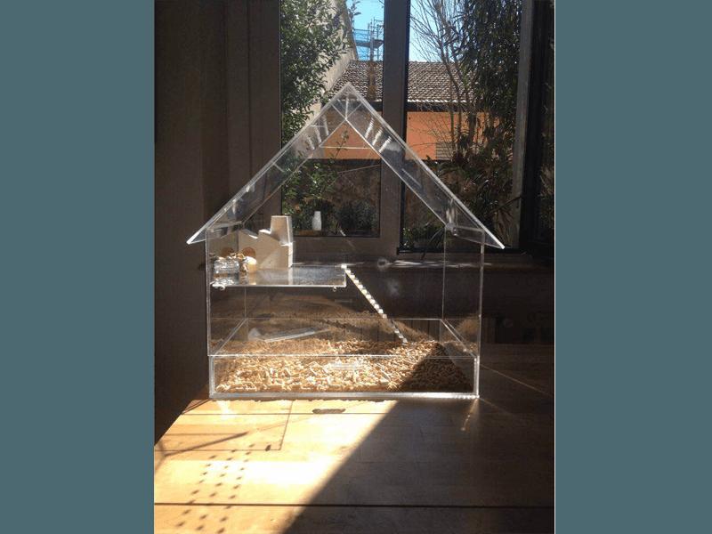 Lavorazioni in plexiglass
