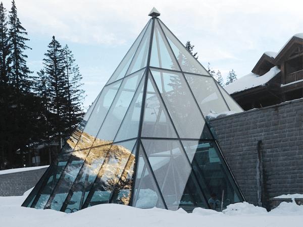 architettura vetro
