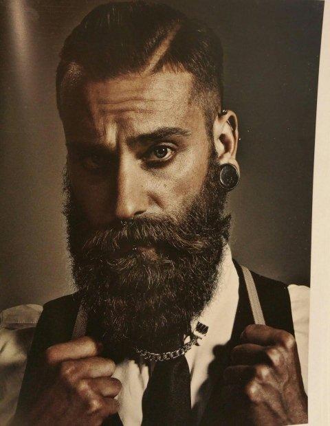 cere sia per capelli che per barba,