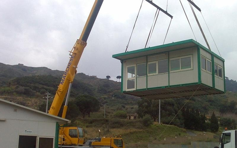 Prefabricated box sales
