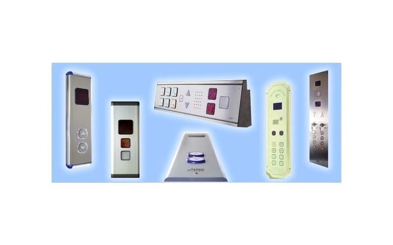 pulsantiere ascensori