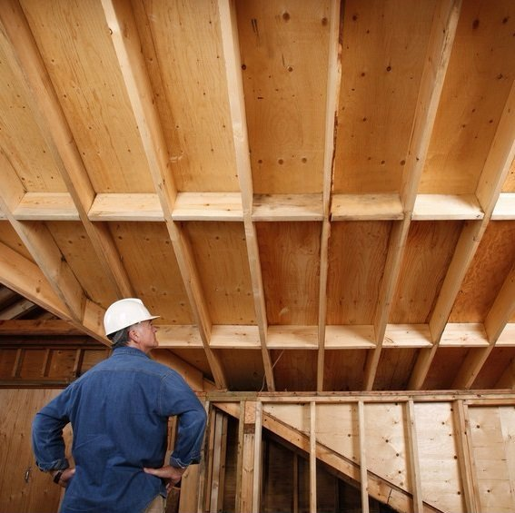 timber roofs
