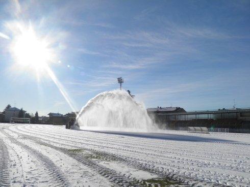 spalatura neve