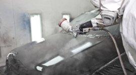verniciatura all'acqua ecologica, sostituzione cristalli, riparazione ammaccature
