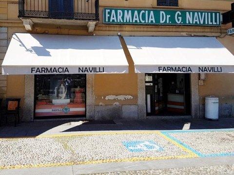 Farmacia Navilli insegna