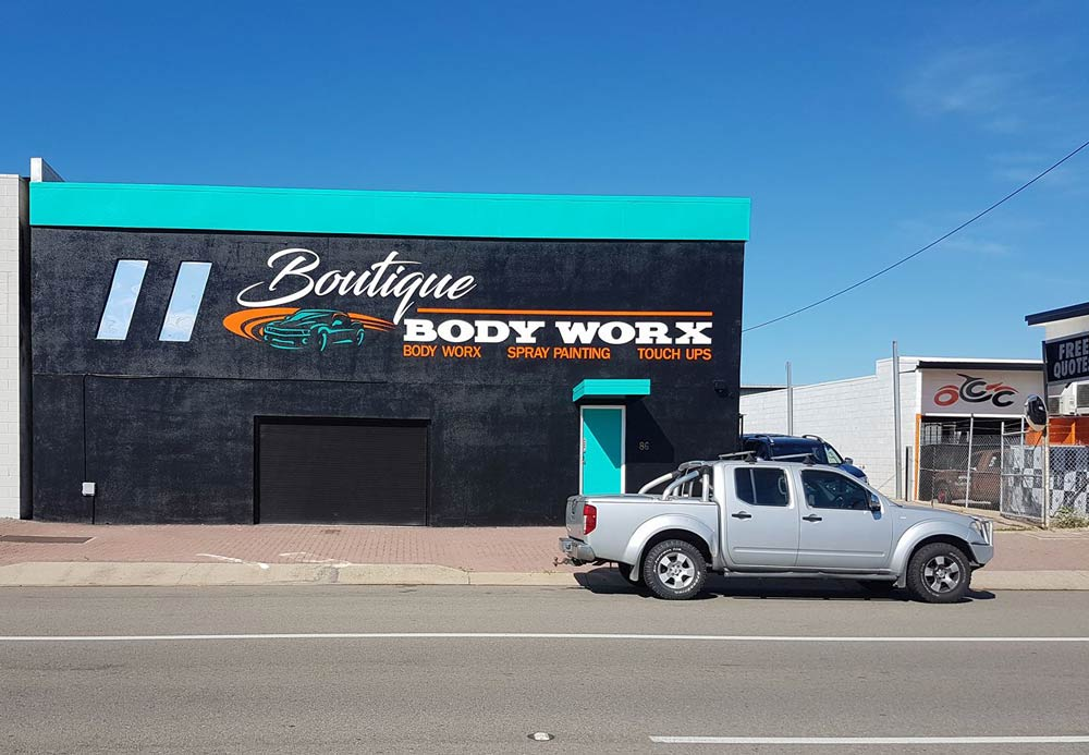 boutique body worx store front