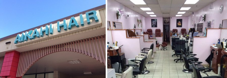 Come visit us at our beauty salon in Kailua, HI