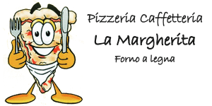 logo pizzeria la margherita