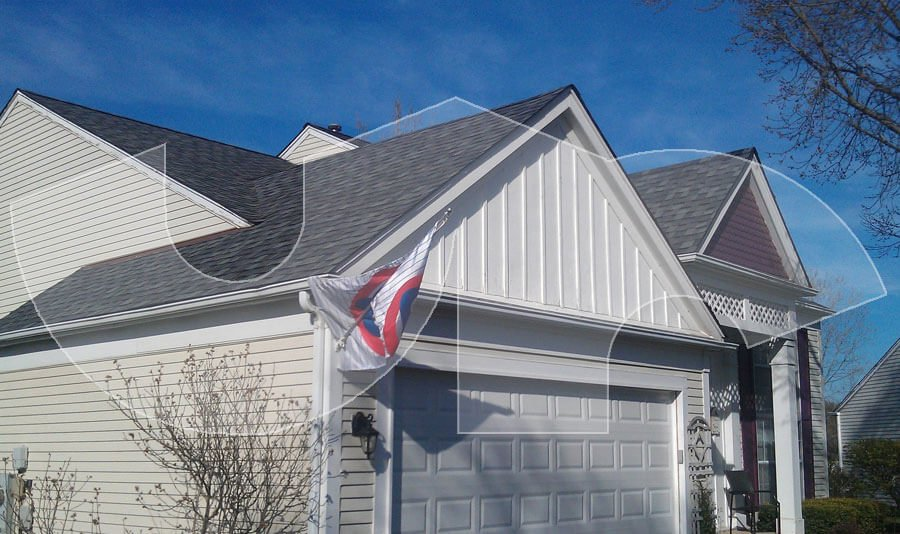 Aurora Charcoal Grey Roofing