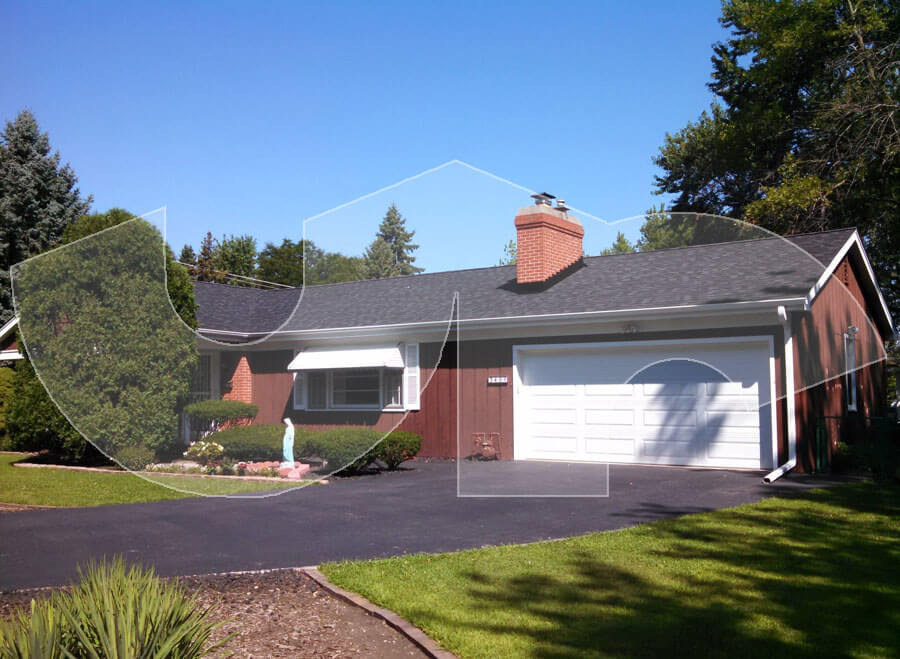 Downers Grove Dual Black Roofing