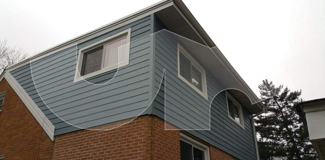 Photo gallery showcasing our home remodeling services for Lp smart siding reviews