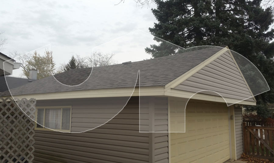 Lombard Driftwood Roofing