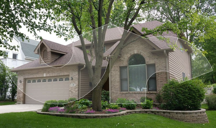 Lombard Dual Brown Roofing