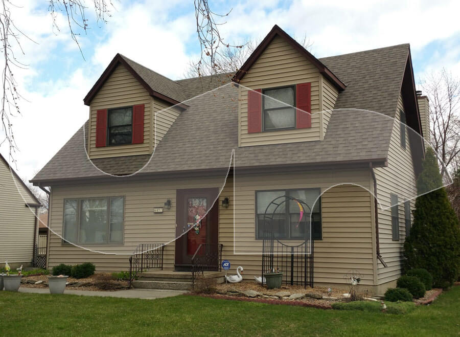 Lombard Weatherwood Roofing