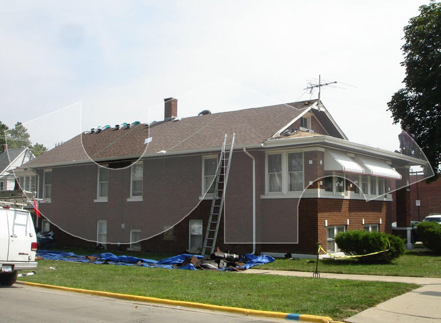 Melrose Park Dual Brown Roofing