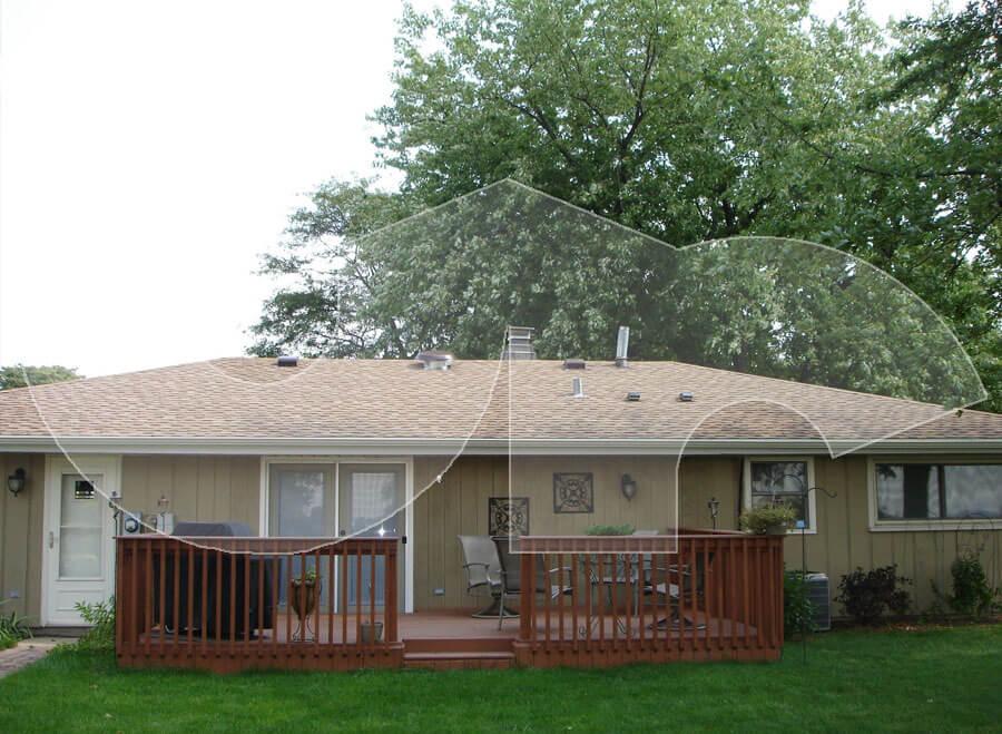 Schaumburg Earthtone Cedar Roofing