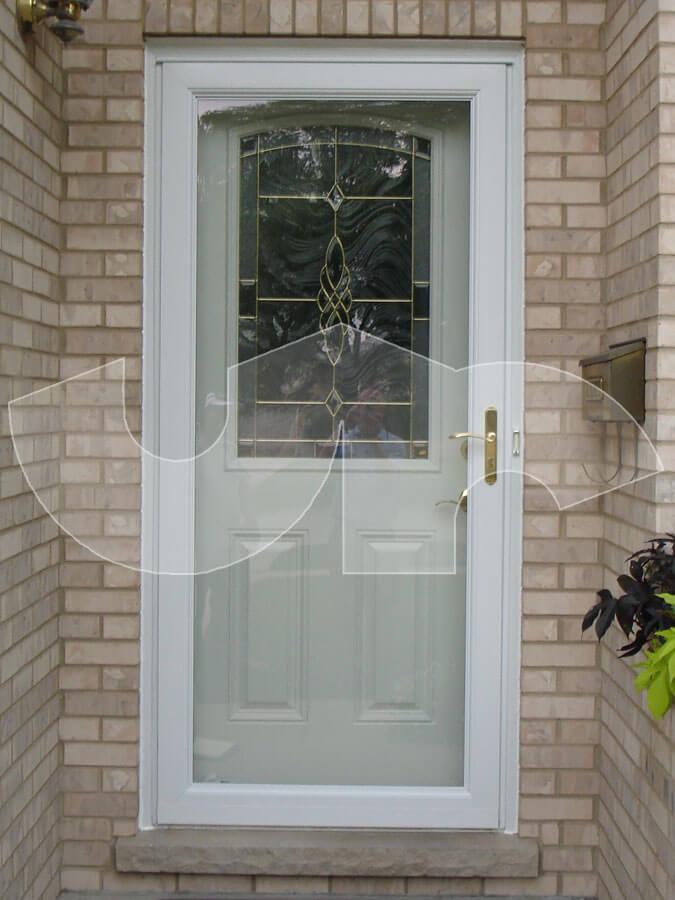 Elgin 1/2 Lite Entry Door