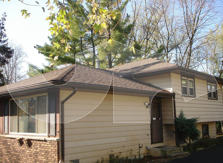 Wheaton Dual Brown Roofing