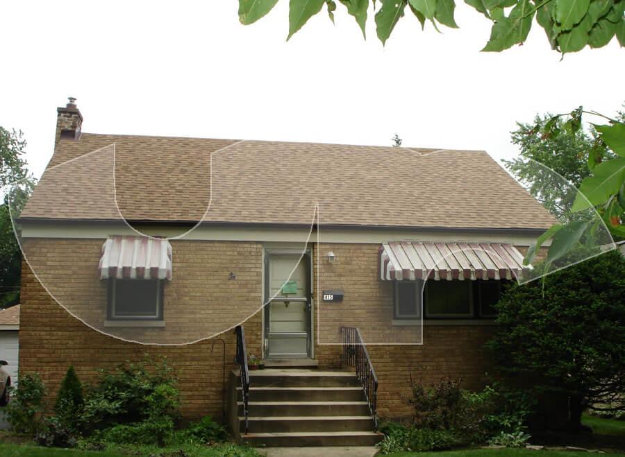Wheaton Earthtone Cedar Roofing