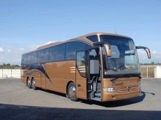 Bus EVOBUS MERCEDES TURISMO RHD 16 DA 60 POSTI