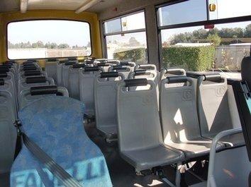 Posti a sedere in SCUOLABUS DA 26 POSTI