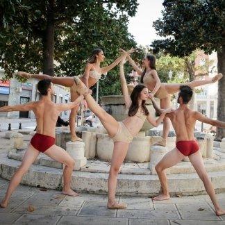 lezioni ballo moderno, corsi ballo moderno, scuola ballo moderno