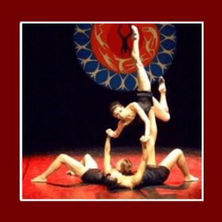 lezioni di acrobatica, danza acrobatica, ballo acrobatico