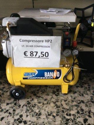 Compressore hp2 Banko Lt 24