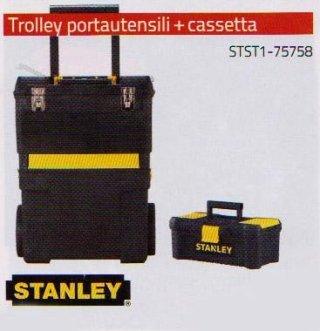 TROLLEY PORTAUTENSIL CASSETTA