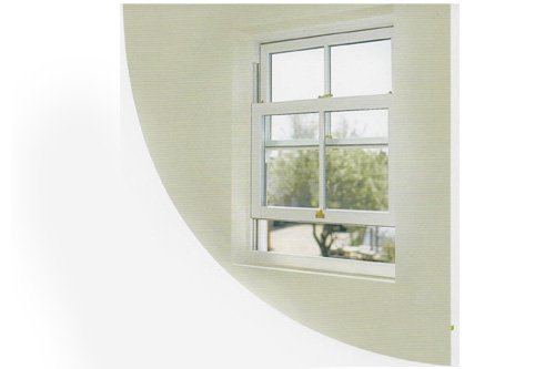 Vertical slider window