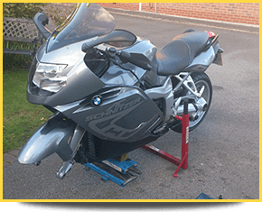 When you need motorcycle maintenance in Nottingham call GP Moto 07970 449 131