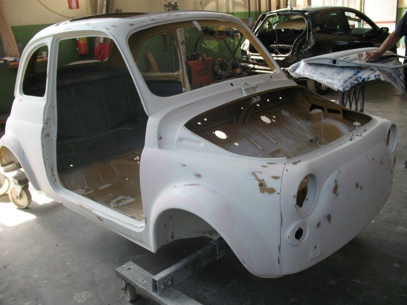 carrozzeria fiat 500