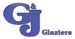 G & J Glaziers logo