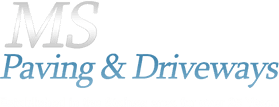 MS Paving & Driveways logo