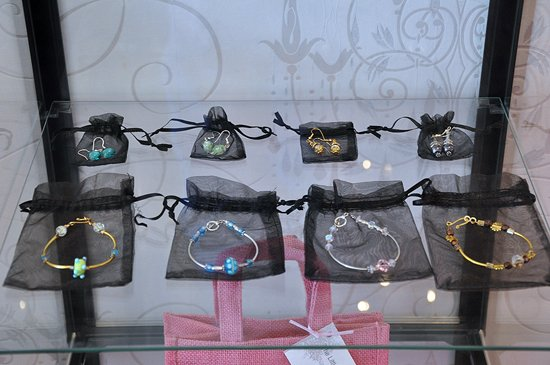 Individually crafted jewellery