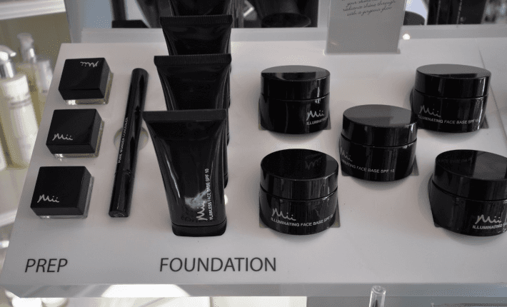 branded beauty products